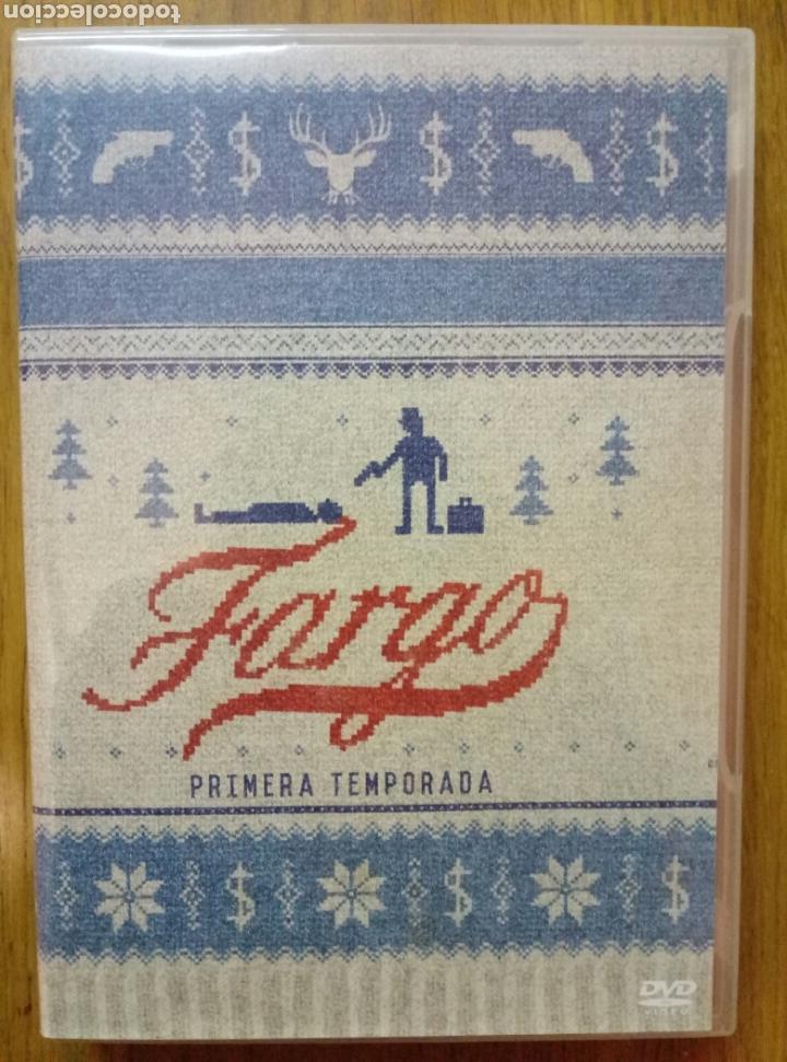 FARGO (TEMPORADA 1) 4 DVD (Series TV en DVD)