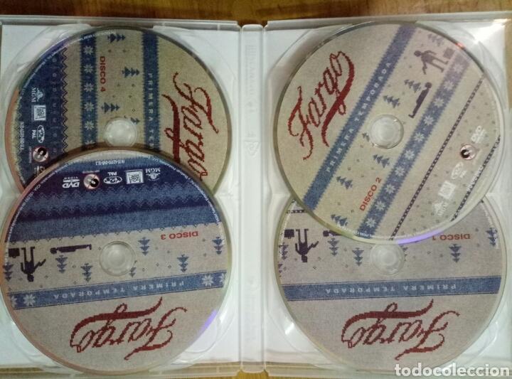 Series de TV: Fargo (Temporada 1) 4 DVD - Foto 3 - 100645768
