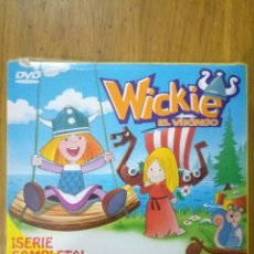 Series de TV: WICKIE EL VIKINGO PACK 12 DVD ?FALTA 1 PARA SERIE COMPLETA??. Lote 100722062