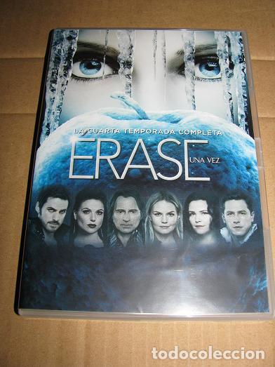 ERASE UNA VEZ (CUARTA TEMPORADA COMPLETA) ¡¡OFERTA 3X2 EN SERIES DVD!!  (LEER DESCRIPCION)