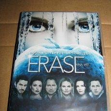 Cine: ERASE UNA VEZ (CUARTA TEMPORADA COMPLETA) ¡¡OFERTA 3X2 EN SERIES DVD!! (LEER DESCRIPCION). Lote 101096419