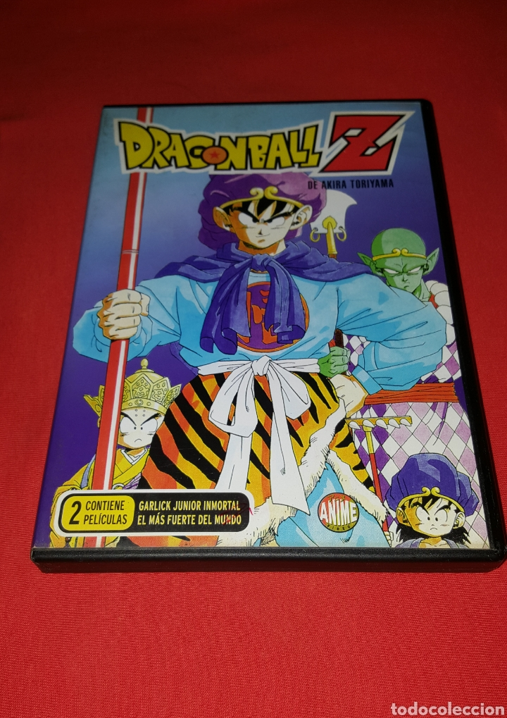 DVD DRAGON BALL Z DOS PELÍCULAS (2) (Series TV en DVD)