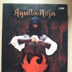 Fernsehserien - DVD Águila roja (2009) Primera temporada completa. Con David Janer - 101444159