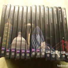 Series de TV: COLECCIÓN JOYAS DE LA HUMANIDAD 14 DVD PRECINTADOS - LOS SIMBOLOS DE LA CREACION - EL BRILLO DE LO .. Lote 101736811