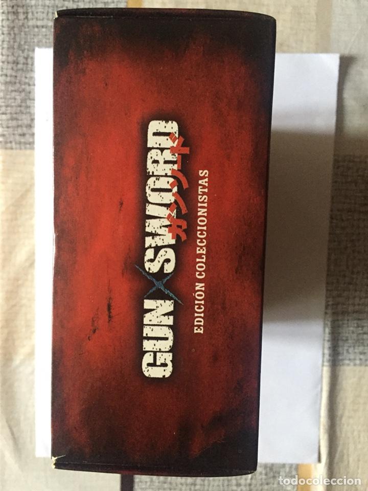 Series de TV: Gun x sword. Edición coleccionista numerada. Completa. Selecta visión. Dvd anime. 2007 - Foto 8 - 102202227