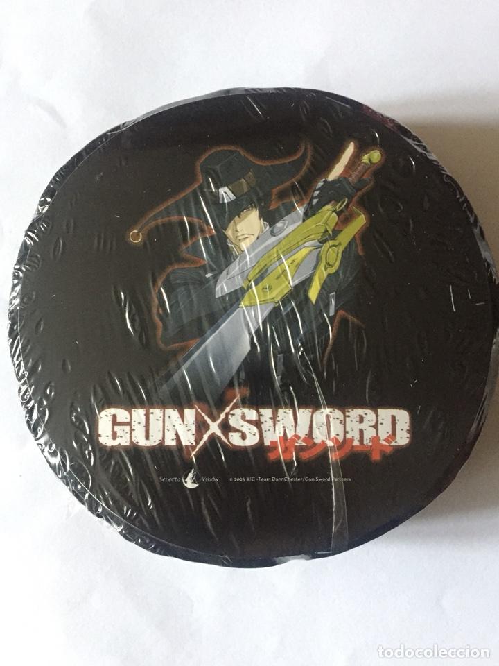 Series de TV: Gun x sword. Edición coleccionista numerada. Completa. Selecta visión. Dvd anime. 2007 - Foto 10 - 102202227