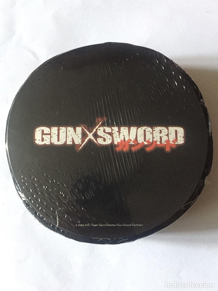 Series de TV: Gun x sword. Edición coleccionista numerada. Completa. Selecta visión. Dvd anime. 2007 - Foto 11 - 102202227