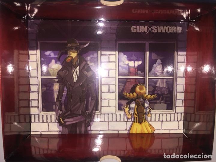 Series de TV: Gun x sword. Edición coleccionista numerada. Completa. Selecta visión. Dvd anime. 2007 - Foto 15 - 102202227