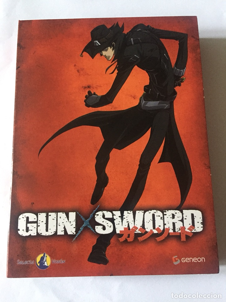 Series de TV: Gun x sword. Edición coleccionista numerada. Completa. Selecta visión. Dvd anime. 2007 - Foto 16 - 102202227