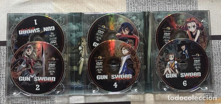 Series de TV: Gun x sword. Edición coleccionista numerada. Completa. Selecta visión. Dvd anime. 2007 - Foto 19 - 102202227