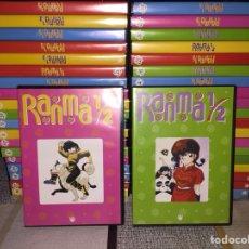 Series de TV: DVD ANIME RANMA. RANMA NIBUNOICHI. COLECCIÓN RBA. 33 DVD. 2005. Lote 102294975