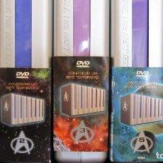 Series de TV: STAR TREK LA NUEVA GENERACION EN DVD.. Lote 128701115