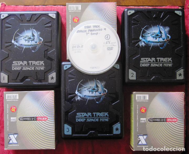 Series de TV: STAR TREK DS9 ESPACIO PROFUNDO NUEVE EN DVD. - Foto 2 - 102678063