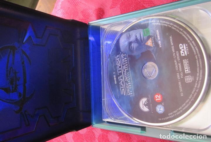 Series de TV: STAR TREK DS9 ESPACIO PROFUNDO NUEVE EN DVD. - Foto 3 - 102678063