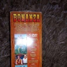 Cine: BONANZA COLECCIO 5DVD SIN ABRIR. Lote 102790039