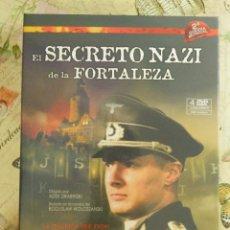 Series de TV: DOCUMENTAL - 4 DVD - SEGUNDA GUERRA MUNDIAL - EL SECRETO NAZI DE LA FORTALEZA - 2009 - 588 MINUTOS -. Lote 102834239
