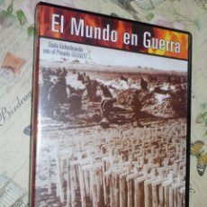 Series de TV: DOCUMENTAL - DVD - 2ª SEGUNDA MUNDIAL - EL MUNDO EN GUERRA - Nº 14 - RECORDANDO. Lote 102839263