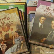 Cine: SERIEL - DVD - ARRIBA Y ABAJO - 2208 - 2005 - 10 DVD - 21 EPISODIOS -. Lote 102841783