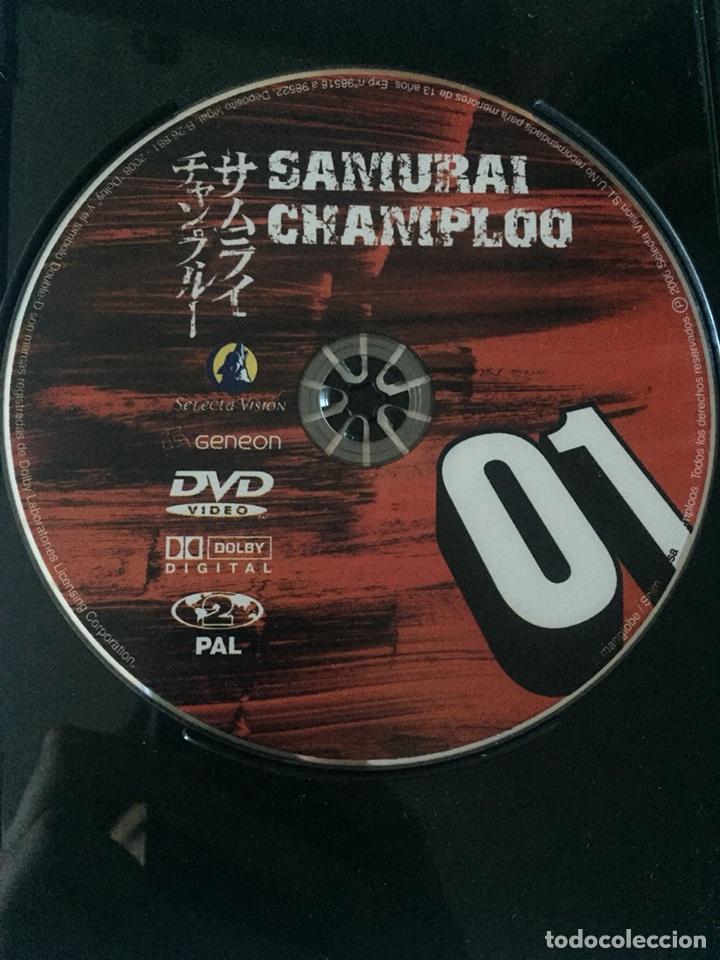 Series de TV: Dvd anime Samurai Champloo. Completa. 26 episodios. Selecta Visión. Slim. 2008 - Foto 5 - 103267355