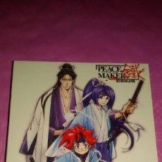 Series de TV: PEACE MAKER KUROGANE EDICIÓN COLECCIONISTA 5 DVD. Lote 103330363