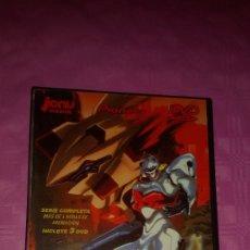 Series de TV: DUAL UNA HISTORIA PARALELA SERIE COMPLETA 3 DVD.COMO NUEVO!!!!!!!!!!!!!. Lote 103337391