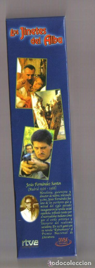 Series de TV: DVD SERIE TV - LOS JINETES DEL ALBA - 3 DVD SERIE COMPLETA - COMO NUEVO - UN SOLO USO - Foto 5 - 103877939