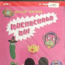 Series de TV: MUCHACHADA NUI. 2NDA TEMPORADA (DVD 1) / SERIE DVD . Lote 104584307