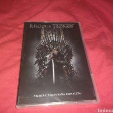 Cine: JUEGO DE TRONOS ... TEMPORADA 1 COMPLETA 5 DVD PACK NUEVO Y PRECINTADO, CASTELLANO. Lote 104646863