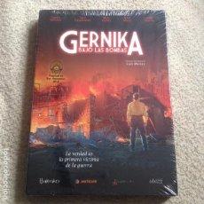 Series de TV: GERNIKA BAJO LAS BOMBAS DVD **MINI SERIE COMPLETA** DE LUIS MARÍAS **NUEVA Y PRECINTADA**. Lote 141218618
