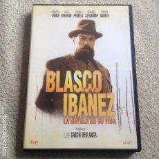 Series de TV: BLASCO IBAÑEZ LA NOVELA DE SU VIDA DVD **SERIE COMPLETA** DE LUIS GARCÍA BERLANGA **NUEVA Y PRECINTA. Lote 141160877