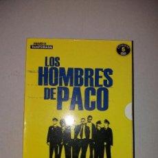 Cine: LOS HOMBRES DE PACO - TEMPORADA 1 COMPLETA DVD - LHDP ANTENA 3. Lote 104899747