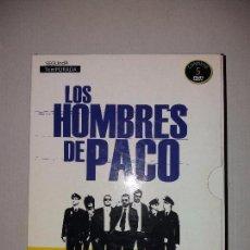 Cine: LOS HOMBRES DE PACO - TEMPORADA 2 COMPLETA DVD - LHDP ANTENA 3. Lote 104899975