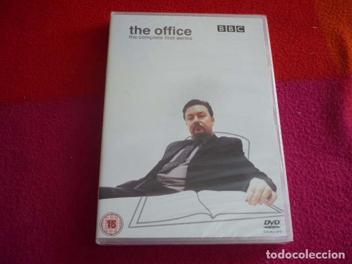 THE OFFICE TEMPORADA 1 ¡PRECINTADA! DVD BBC PAL UK CON VOCES Y SUBTITULOS EN INGLES (Series TV en DVD)