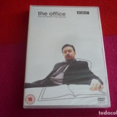 Series de TV: THE OFFICE TEMPORADA 1 ¡PRECINTADA! DVD BBC PAL UK CON VOCES Y SUBTITULOS EN INGLES. Lote 105264959