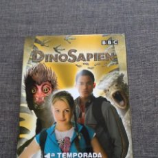 Series de TV: SERIE DVD DINOSAPIEN - BBC - TEMPORADA 1 - SPAIN. Lote 105588251