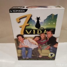 Series de TV: COLECCION 7 VIDAS COMPLETA SEPTIMA TEMPORADA VER FOTOS. Lote 105895259