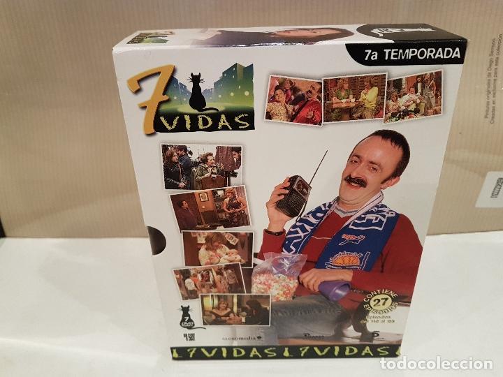 Series de TV: coleccion 7 vidas completa septima temporada ver fotos - Foto 2 - 105895259