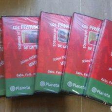 Cine: DVD. LOS PAYASOS DE LA TELE. SERIE COMPLETA PRECINTADA. IDEAL PARA REGALO.. Lote 105919827