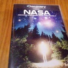 Cine: ARCHIVOS DESCLASIFICADOS DE LA NASA 3 , USA, 340 MIN. Lote 105933511