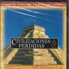 Cine: CIVILIZACIONES PERDIDAS. Lote 105938899