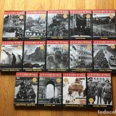 Series de TV: SEGUNDA GUERRA MUNDIAL 14 DVDS, SERIE GALARDONA EMMY. Lote 107713635