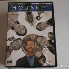 Series de TV: HOUSE , TEMPORADAS 1, 2 Y 3 COMPLETAS.. DVD. Lote 107855083