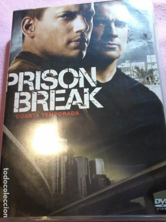prisión break cuarta temporada español - Comprar Series de TV en DVD ...