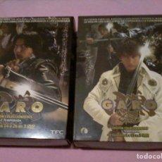 Series de TV: GARO EDICIONES COLECCIONISTAS LIMITADAS DVD COMPLETOS BUEN ESTADO . Lote 108840503