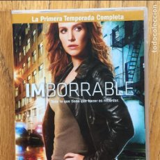 Series de TV: IMBORRABLE 1 TEMPORADA 6 DVDS. Lote 109314527