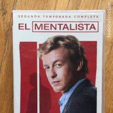 Series de TV: EL MENTALISTA, SEGUNDA TEMPORADA COMPLETA 5 DVDS. Lote 109316883