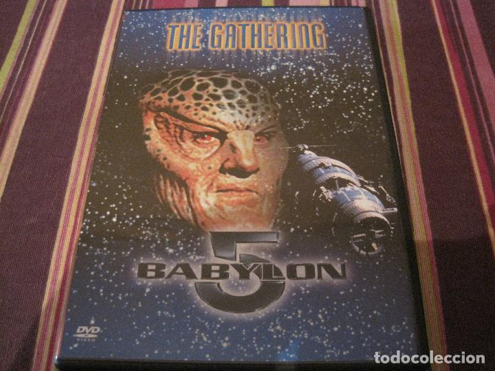 DVD- BAYLON 5 THE GATHERING SERIE CIENCIA FICCION TELEVISION (Series TV en DVD)