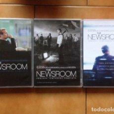 Series de TV: SERIE TV DVD - THE NEWSROOM SERIE COMPLETA 3 TEMPORADAS ( AARON SORKIN ) . Lote 109571491