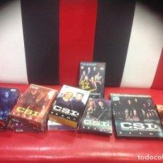 Cine: CSI-CRIME SCENE INVESTIGATION, TEMPORADA 1, 2, 3, 4, 5, 6+ LA PELICULA. Lote 109860111
