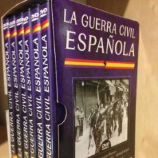 Series de TV: LA GUERRA CIVIL ESPAÑOLA. Lote 110557815